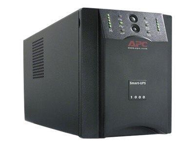 APC Smart-UPS 1000VA XL USB & Serial - USV - Wechselstrom 230 V - 1000 VA - Ausgangsanschlüsse: 8 -
