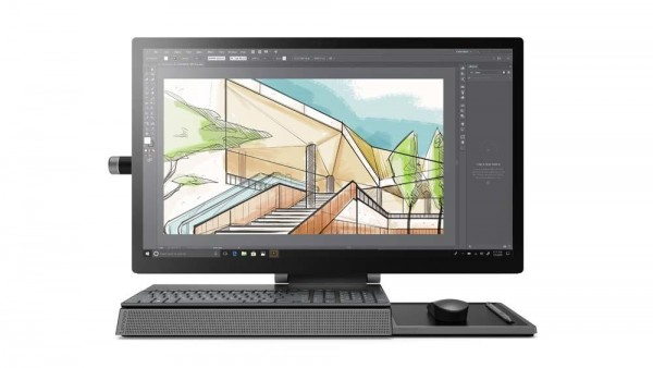 Lenovo Yoga A940. Produkttyp: All-in-One-PC. Bildschirmdiagonale: 68,6 cm (27 Zoll), HD-Typ: 4K Ultr