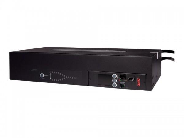 APC Rack Automatic Transfer Switch AP4424 - Redundant switch (Rack - einbaufähig) - Wechselstrom 230