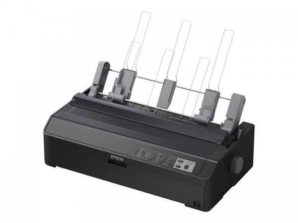Epson LQ 2090IIN - Drucker - s/w - Punktmatrix - Rolle (21,6 cm), 406,4 mm (Breite), 420 x 364 mm -