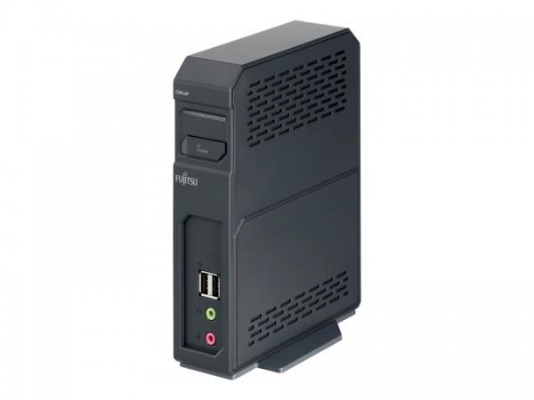 Fujitsu FUTRO L620 - Thin Client - USFF - 1 Tera2140 - RAM 512 MB - kein HDD - GigE - Monitor: keine