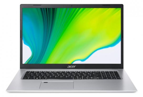 Acer Aspire 5 A517-52G-520R. Produkttyp: Notebook, Formfaktor: Klappgehäuse. Prozessorfamilie: Intel
