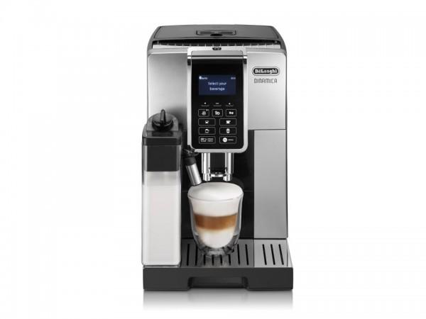 DeLonghi Dinamica Ecam 354.55.SB. Produkttyp: Filterkaffeemaschine, Kaffeezubereitungstyp: Vollautom