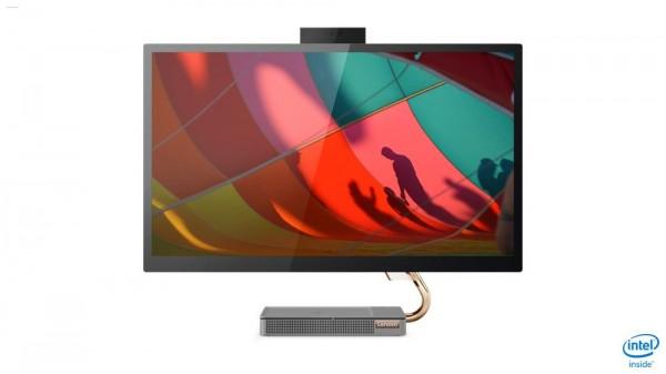Lenovo IdeaCentre 5. Produkttyp: All-in-One-PC. Bildschirmdiagonale: 68,6 cm (27 Zoll), HD-Typ: Quad