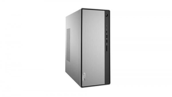 Lenovo IdeaCentre 5. Prozessor-Taktfrequenz: 3,7 GHz, Prozessorfamilie: AMD Ryzen 5, Prozessor: 4600