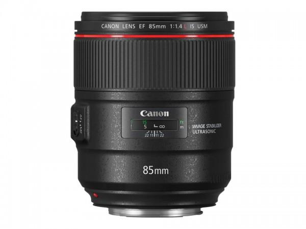 Canon EF - Teleobjektiv - 85 mm - f/1.4 L IS USM - Canon EF