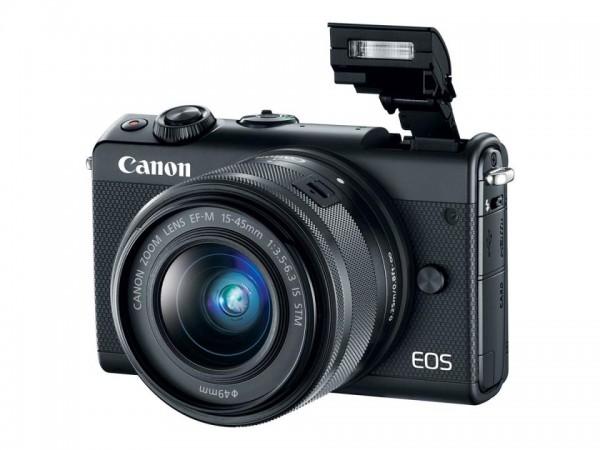 Canon EOS M100 - Digitalkamera - spiegellos - 24.2 MPix 2209C049