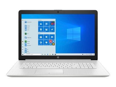 HP 17-by3178ng - Core i7 1065G7 / 1.3 GHz - Win 10 Home 64-Bit - 16 GB RAM - 512 GB SSD NVMe - DVD-W