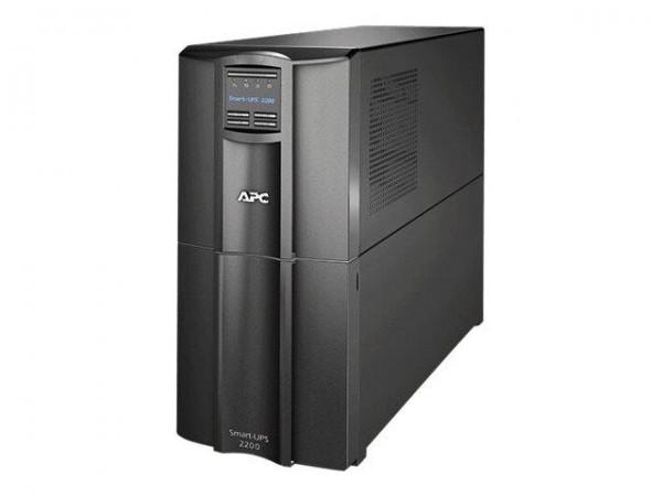 APC Smart-UPS 2200 LCD - USV - Wechselstrom 230 V - 1.98 kW - 2200 VA - RS-232, USB - Ausgangsanschl