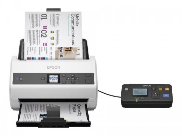 Epson WorkForce DS-970N - Dokumentenscanner - Contact Image Sensor (CIS) - Duplex - A4 - 600 dpi x 6