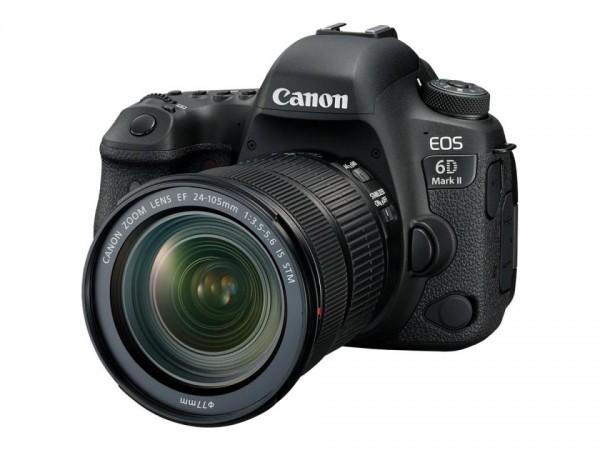 Canon EOS 6D Mark II - Digitalkamera - SLR - 26.2 MPix 1897C022