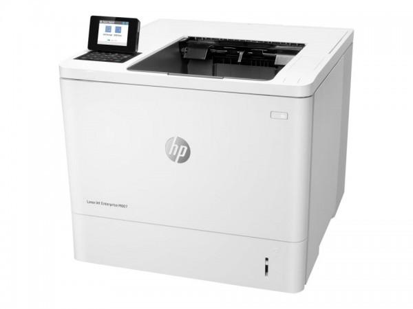HP LaserJet Enterprise M607n - Drucker - s/w - Laser - A4/Legal - 1200 x 1200 dpi - bis zu 52 Seiten
