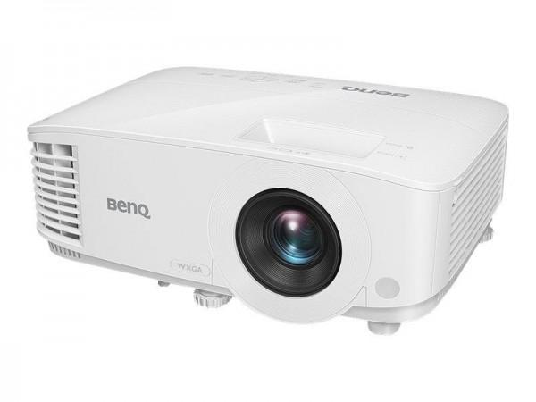 BenQ MW612 - DLP-Projektor - tragbar - 3D - 4000 ANSI-Lumen - WXGA (1280 x 800) - 16:10 - 720p