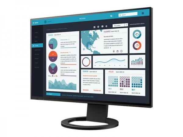 "EIZO FlexScan EV2495-BK - Mit FlexStand - LED-Monitor - 61.1 cm (24.1"") EV2495-BK"