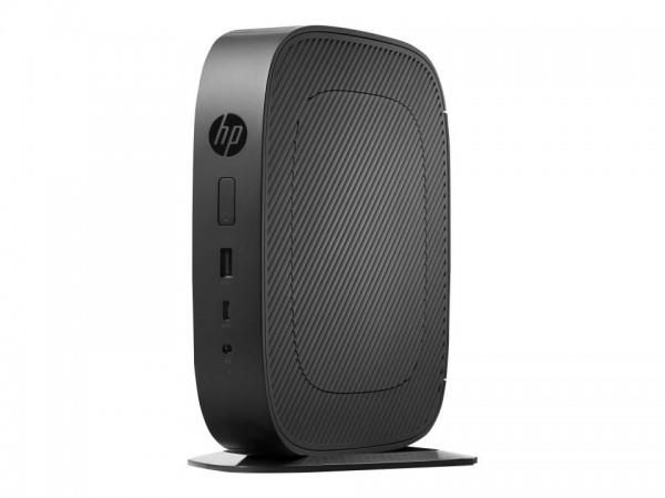 HP t530 - Thin Client - Tower - 1 x GX-215JJ 1.5 GHz - RAM 4 GB - Flash 16 GB - Multi-Level-Zelle -