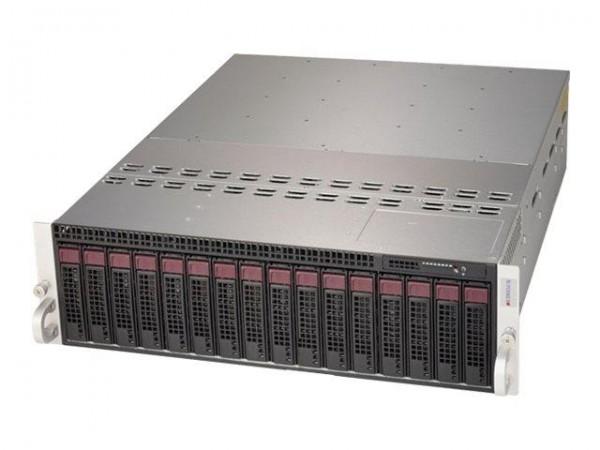 Supermicro SuperServer 5039MD8-H8TNR - 8 Knoten Prozessor Festplatte SYS-5039MD8-H8TNR