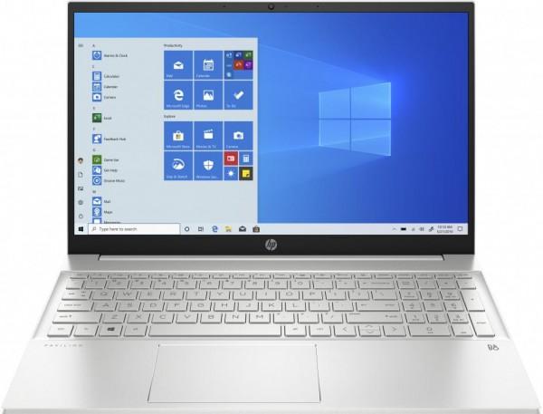 HP Pavilion 15-eh0155ng. Produkttyp: Notebook, Formfaktor: Klappgehäuse. Prozessorfamilie: AMD Ryzen