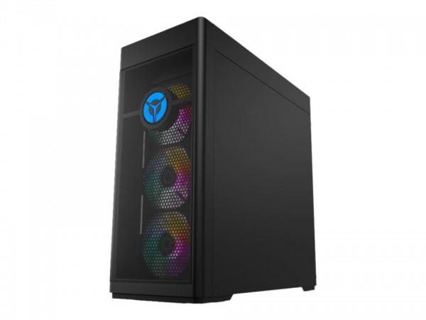 Lenovo Legion T7 34IMZ5 90Q8 - Tower - Core i9 10900K / 3.7 GHz - RAM 64 GB - SSD 2 x 1 TB - NVMe -