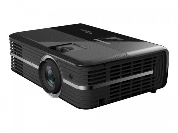 Optoma UHD350X - DLP-Projektor - 3D - 2200 ANSI-Lumen - 3840 x 2160 - 16:9 - 4K