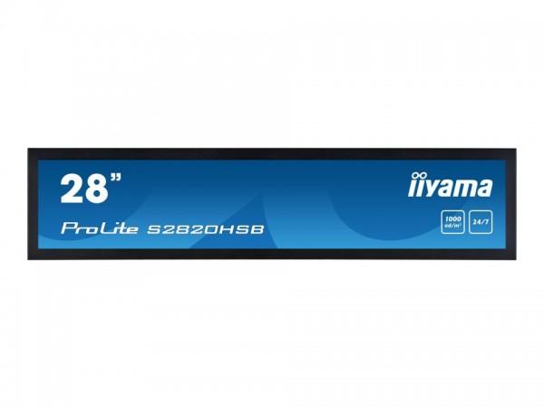 "iiyama ProLite S3820HSB-B1 - 96.5 cm (38"") Diagonalklasse LED-backlit LCD display - Digital Signage"