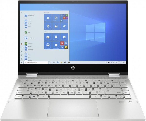 HP Pavilion x360 14-dw0775ng. Produkttyp: Hybrid (2-in-1), Formfaktor: Convertible (Ordner). Prozess