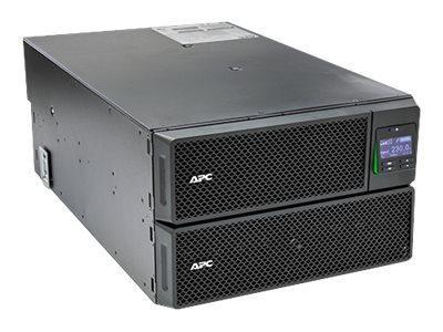 APC Smart-UPS SRT 10000VA RM - USV (Rack - einbaufähig) - Wechselstrom 220/230/240/380/400/415 V - 1