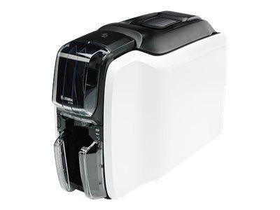 Zebra ZC100 - Plastikkartendrucker - Farbe - Thermosublimation/thermische Übertragung - CR-80 Card (