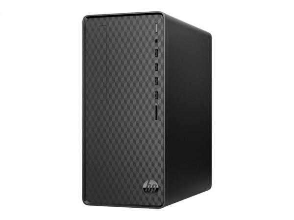 HP Desktop M01-F0009ng - MT - Ryzen 5 3400G / 3.7 GHz - RAM 8 GB - SSD 256 GB - NVMe - DVD-Writer -