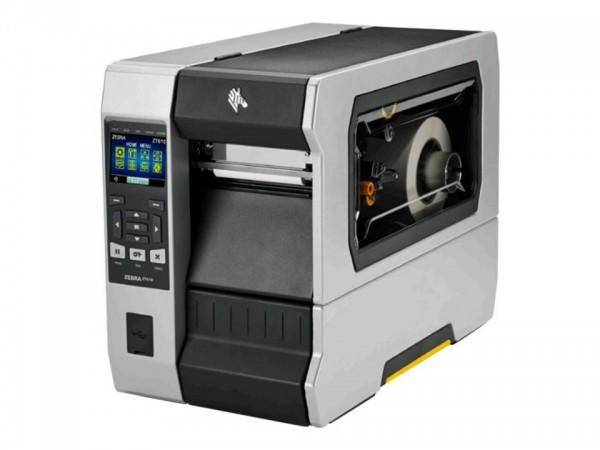 Zebra ZT610 - Etikettendrucker - Thermodirekt / Thermotransfer - Rolle (11,4 cm) - 600 dpi - bis zu