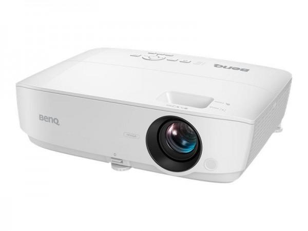 BenQ MW536 - DLP-Projektor - tragbar - 3D - 4000 ANSI-Lumen - WXGA (1280 x 800) - 16:10 - 720p