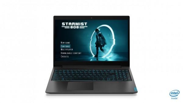 Lenovo IdeaPad L340 Gaming. Produkttyp: Notebook, Formfaktor: Klappgehäuse. Prozessorfamilie: Intel®