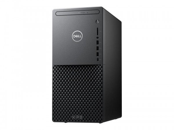 Dell XPS 8940 - Tower - Core i7 10700 / 2.9 GHz - RAM 8 GB - SSD 512 GB, HDD 1 TB - DVD-Writer - GF