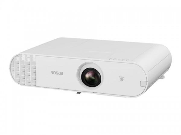 Epson EB-U50 - 3-LCD-Projektor - 3700 lm (weiß) - 3700 lm (Farbe) - WUXGA (1920 x 1200) - 16:10 - 10