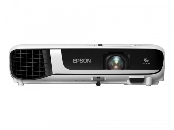 Epson EB-X51 - 3-LCD-Projektor - tragbar - 3800 lm (weiß) - 3800 lm (Farbe) - XGA (1024 x 768) - 4:3
