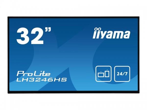 """Iiyama ProLite LH3246HS-B1 - 81.3 cm (32"""") Diagonalklasse (80.1 cm (31.5"""") LH3246HS-B1"""
