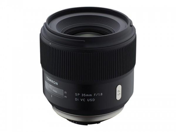 Tamron SP F012 - Objektiv - 35 mm - f/1.8 Di VC USD - Nikon F