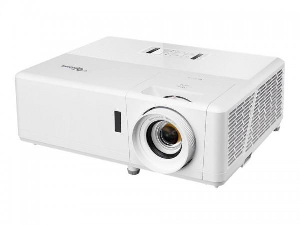 Optoma ZW400 - DLP-Projektor - Laser - 3D - 4000 ANSI-Lumen - WXGA (1280 x 800) - 16:10 - 720p