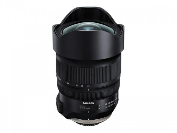 Tamron SP A041 - Weitwinkel-Zoom-Objektiv - 15 mm - 30 mm - f/2.8 Di VC USD G2 - Nikon F