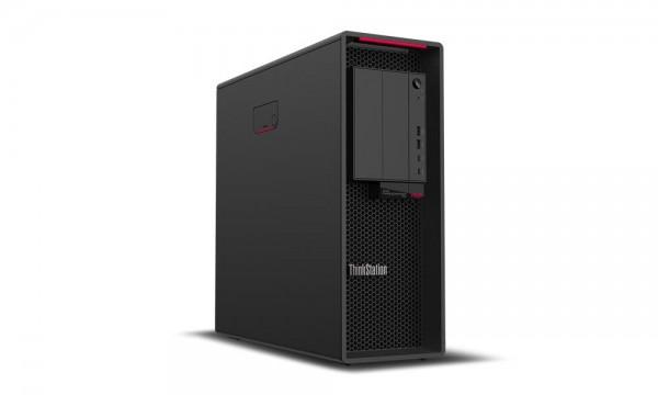 Lenovo ThinkStation P620. Prozessor-Taktfrequenz: 4 GHz, Prozessorfamilie: AMD Ryzen Threadripper PR