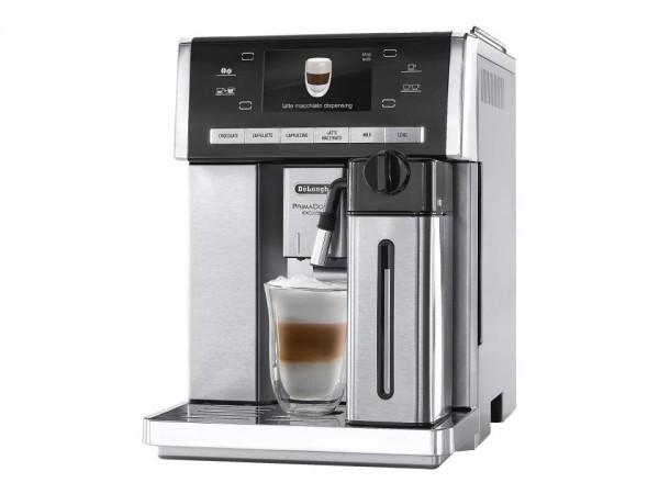 De'Longhi PrimaDonna Exclusive ESAM 6900.M - Automatische Kaffeemaschine mit Cappuccinatore - 15 bar