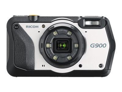Ricoh G900 - Digitalkamera - Kompaktkamera - 20.0 MPix - 4K / 30 BpS - 5x optischer Zoom - Flash 6.5
