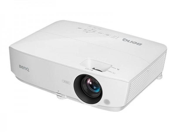 BenQ TW535 - DLP-Projektor - UHP - tragbar - 3D - 3600 ANSI-Lumen - WXGA (1280 x 800) - 16:10 - 720p