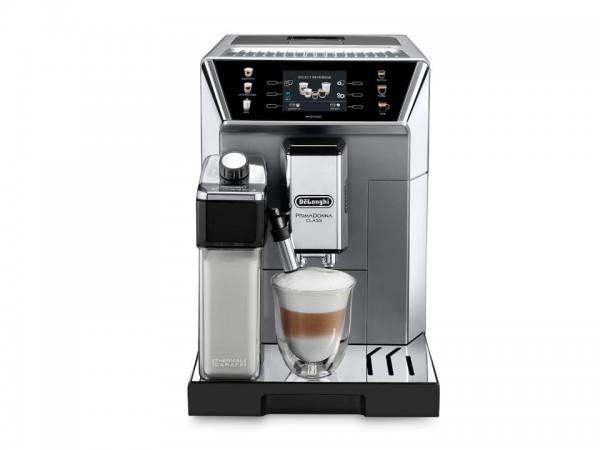 DeLonghi PrimaDonna ECAM 550.85.MS. Produkttyp: Kombi-Kaffeemaschine, Kaffeezubereitungstyp: Vollaut