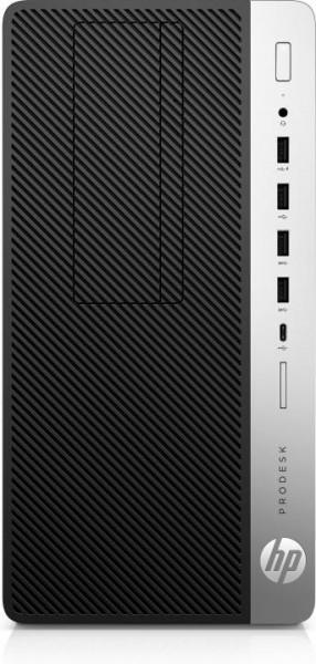 HP ProDesk 600 G5. Prozessor-Taktfrequenz: 3,6 GHz, Prozessorfamilie: Intel® Core™ i3 der 9. Generat