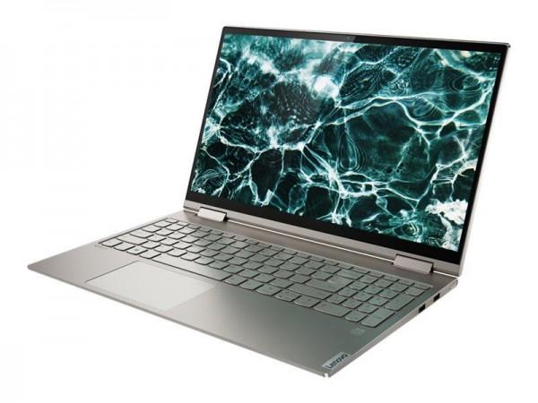 Lenovo Yoga C740-15IML 81TD - Flip-Design - Core i7 10510U / 1.8 GHz - Win 10 Home 64-Bit - 16 GB RA