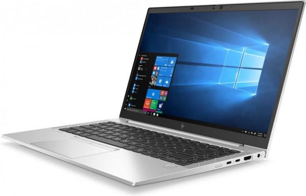 HP EliteBook 840 G7. Produkttyp: Ultra-tragbar, Formfaktor: Klappgehäuse. Prozessorfamilie: Intel® C