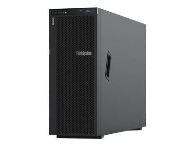 Lenovo ThinkSystem ST550 7X10 - Server - Tower - 4U - zweiweg - 1 x Xeon Silver 4208 / 2.1 GHz - RAM