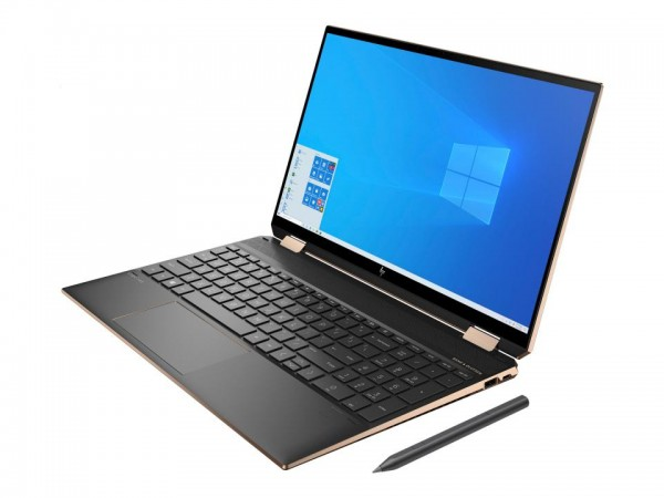 HP Spectre x360 15-eb1079ng - Flip-Design - Core i7 1165G7 - Win 10 Home 64-Bit - 16 GB RAM - 2 TB S