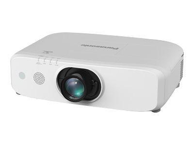Panasonic PT-EW650 - LCD-Projektor - 5800 lm - WXGA (1280 x 800) - 16:10 - 720p - Zoomobjektiv