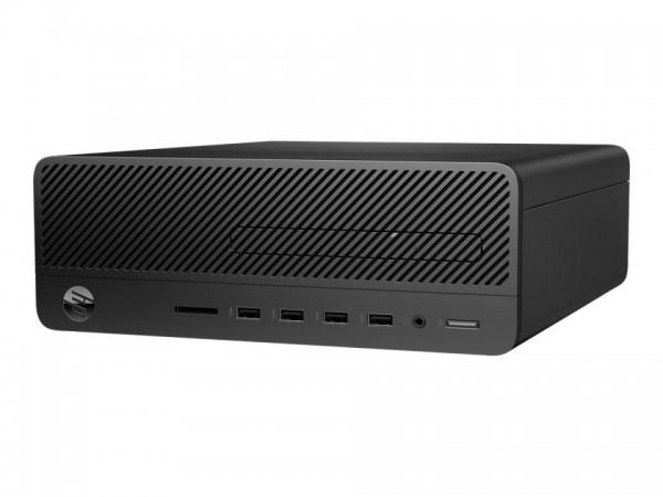 HP 290 G2 - SFF - Core i5 9500 / 3 GHz - RAM 8 GB - SSD 256 GB - NVMe - DVD-Writer - UHD Graphics 63